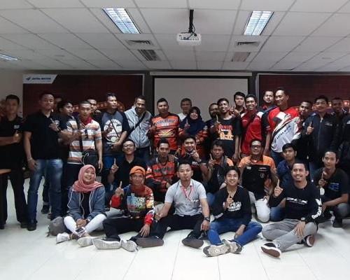 Profile Honda Asosiasi Lombok (HALO)