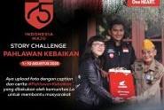 Mau Ratusan Ribu Rupiah, Ikuti Challenge Pahlawan Kebaikan. Berikut Syarat & Ketentuannya...!!!