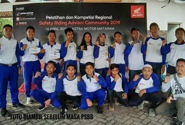 Cerita Asosiasi Motor Honda Lampung Yang Berada Di Gerbang Pintu Pulau Sumatera