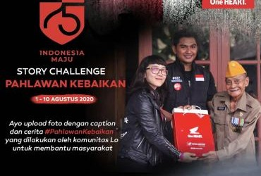 Story Challenge Pahlawan Kebaikan