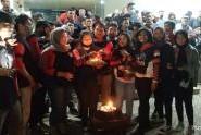 Rayakan Aniversary Ke-2Thn,  CRF JAC Gelar Syukuran & Tiup Lilin Bersama HAI Jakarta, KaFC & HSRC.