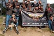 Rayakan Anniversary Ke-2Thn, HPCI Palembang Chapter, Ajak Member Touring Pendek.
