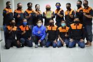 Spesial.!! Kompak Berseragam, Kopdar Wajib HRC Jakarta Dihadiri PIC Honda Community Wahana