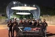 Rayakan Anniversary ke 11 BeAT Semarang Club (BSC) Adakan Potong Tumbeng, Bagi Masker, Handsanitizer