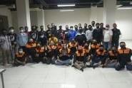 Datangi Lokasi Kopdar HRC Jakarta, Silaturahmi Dua Calon Anggota Klub AHJ Sukses Digelar