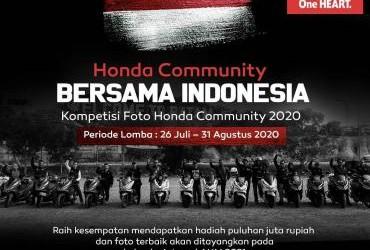 Kompetisi Foto Honda Community Bersama Indonesia 2020 - Part 2