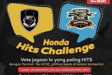 Honda Hits Challenge HAI dan HPCI