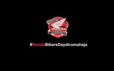 Honda Bikers Day Di Rumah Aja
