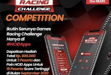 Games Racing Challenge Competition - Part 3
