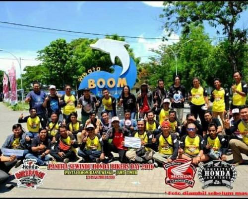 Honda Community Jatim Mbois, Seduluran Sak Lawase