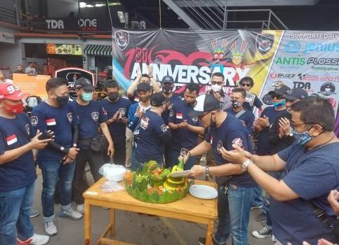 Honda ADV Indonesia (HAI) Chapter Jakarta Rayakan Hari Jadi Ke-1