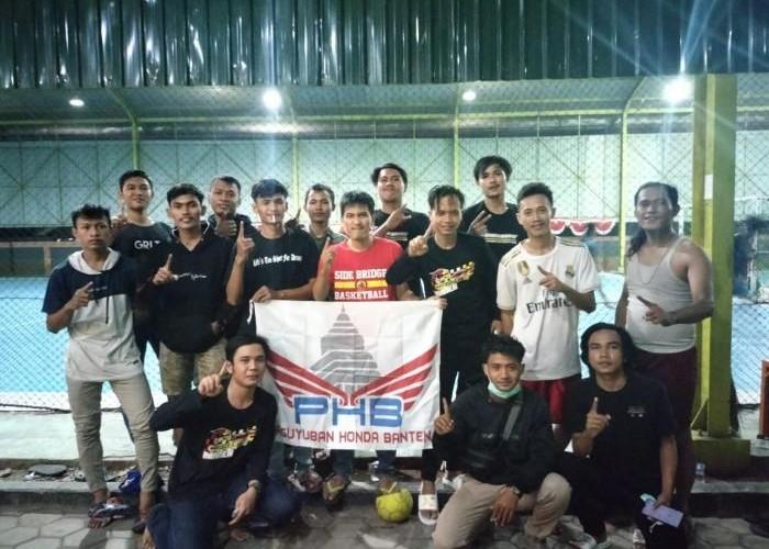 CRF COMMUNITY BANTEN Ajak Member Main Futsal Bersama
