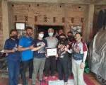 Depok Revo Club Berusia Satu Dekade, HRC Jakarta Berikan Kado Spesial