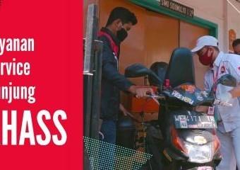 Layanan Servis Kunjung AHASS Honda Jatim