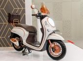 All New Honda Scoopy Custom Bike Stylish Luxury