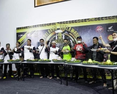 Punya Visi Misi Baik, Honda PCX Club Indonesia (HPCI) Makin Besar