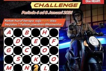 Pemenang Virtual Challenge