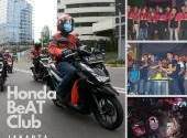 Komunitas @hondabeatclubjakarta Menceritakan Perjalanannya