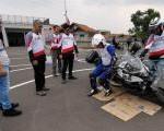Antisipasi Big Bike Tergeletak, Awas Cidera Otot