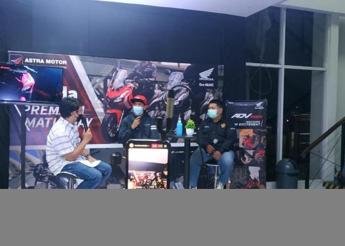 Live Streaming Honda Premium Matic Day Astra Motor Kaltim 2 bersama Komunitas Honda PCX