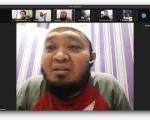 Kopdar Online Digelar Kedua Kalinya, Ketua Saipudin Bakri Sampaikan Pesan Ini