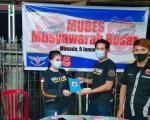 Ivha Lady Bikers Pertama Pimpin Blade Rider Community