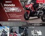 Mau Diskon, Hiburan & Door Prize, Pantengin Aja Wahana Virtual Exhibition Honda Premium Matic Day.