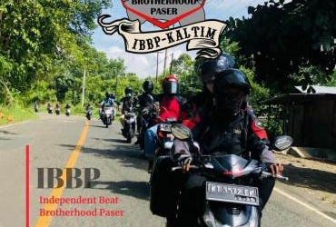 Komunitas Independent Beat Brotherhood Paser (IBBP) Terapkan Persaudaraan Solid Layaknya Keluarga