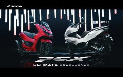 All New Honda PCX, Ultimate Excellence