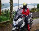 Keliling Bali dengan Honda Forza 250
