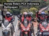 Sejarah dan Kegiatan Honda Riders PCX Indonesia Balikpapan