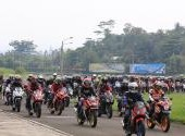 Indonesia CBR Race Day 2019 Seri 3 - Bikers Parade