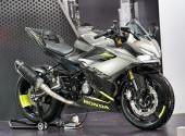 All New CBR150R Custom Low Rider