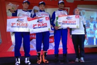 Astra Honda Safety Riding Instructor Competition 2014