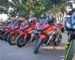 CBR Club Binjai Tergoda Tampilan All New Honda CBR150R