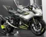 Modifikasi Honda CBR150R 2021, Makin Kekar Adopsi Kaki Kakak