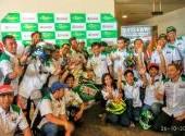 CBR Riders Club Bekasi Riding Bersama Cal Crutchlow