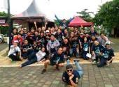Perayaan HUT ke-3 CBR Riders Bekasi, Sabtu, 25 Februari 2017, Cafe Walk Grand Wisata, Bekasi, Jawa B