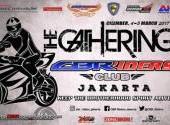 CBR Riders Jakarta Sukses Gelar Family Gathering Perdananya, Cilember Puncak Bogor, 4 - 5 Februari 2
