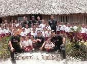 CBR Riders Kupang Baksos Peduli Pendidikan ke SD Negeri Pathau, Kec. Amabi Oefeto Timur, Kab. Kupang