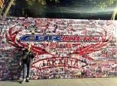 Wall of Fame A Decade CBR Riders Jakarta