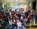Ratusan Bikers CBR Guyub Dalam Forum Silaturahmi Brotherhood No Limit