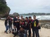 Touring Pantai Mbengkung