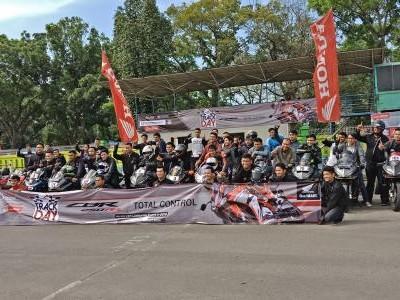 CBR250RR Track Day Indako Medan (Part-3)