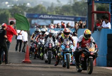 Indonesia CBR Race Day 2017 (part-1)