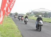 CBR250RR Track Day Indako Medan (Part-1)
