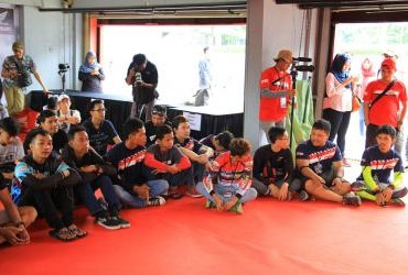 Indonesia CBR Race Day 2018 Seri 3 part 1