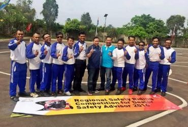 AHJ dan AHMT di Regional Safety Riding Competition 2016