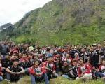 Bikers CBR Se-Bogor Raya Sunmori ke Taman Wisata Alam Gunung Batu