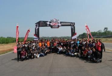 Track Day Honda CBR Community Jatim 2018